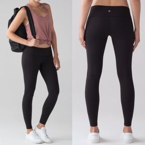 Lululemon Full Length Wunder Under Legging Size 4